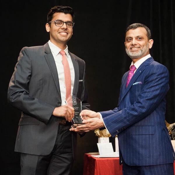 Dr. Danyaal Raza (2016)