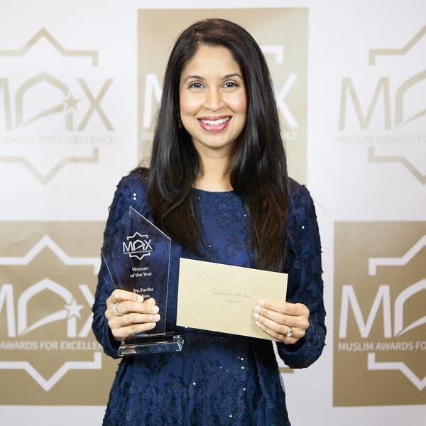 Dr. Fariha Khan (2016)