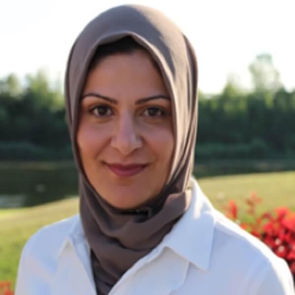 Zainab Walji (2019)